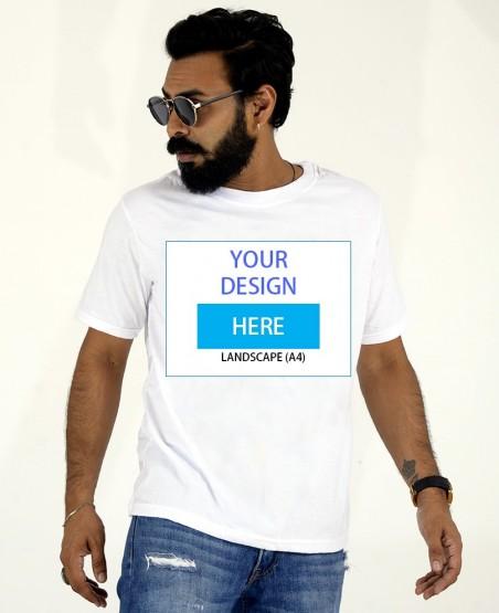 Custom T-Shirt (Landscape)