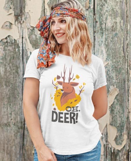 Ohh Deer T-Shirt